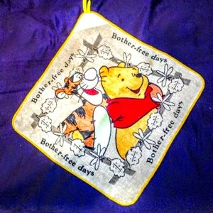 "Pooh & Tigger with dragonflies ""Bother Free Days"""